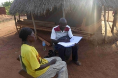 Homebased HIV/AIDS counselling